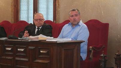 """El jurado popular declara culpable al """"asesino de Son Cotoner"""" para el que la Fiscalía pide 25 años"""