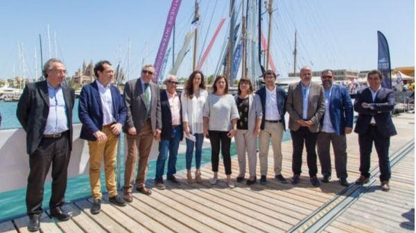 """Armengol inaugura el Salón Nautico y resalta que """"será el más grande de la historia"""""""