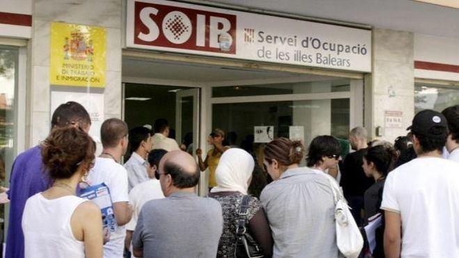 Solo el 1,5 por cien de las ofertas de empleo en Balears son para mayores de 45 años