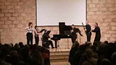 La Sinfónica programa 10 conciertos del ciclo de cámara por toda Balears