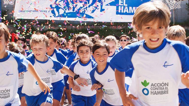 7.600 alumnos de Balears se movilizan contra el hambre
