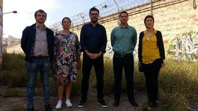 Noguera defiende que el antiguo centro penitenciario de Palma pase a ser un espacio de creación cultural