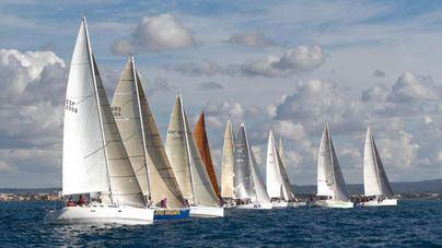 La regata 'Vuelta a Mallorca' contará con 20 barcos de la clase crucero