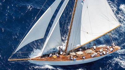 Cuarenta barcos clásicos y de época navegarán en la bahía de Palma