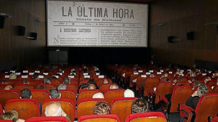 'Ultima Hora' estrena la película sobre los 125 años del diario