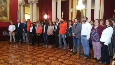 El Parlament apoya la labor humanitaria de los bomberos sevillanos en Lesbos