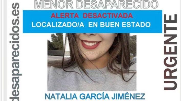 Localizada en buen estado la joven desaparecida en Palma el martes