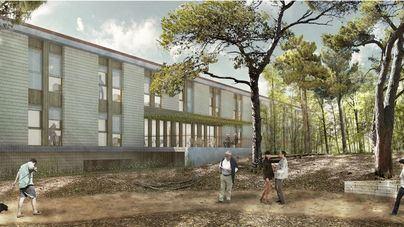 El Govern saca a licitación las obras de la residencia de Marratxí por 8,4 millones de euros