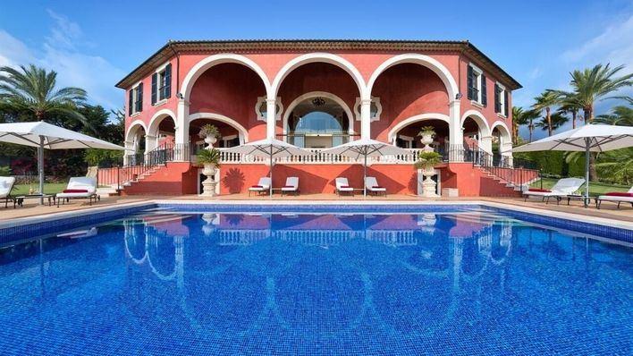 Venden la casa de Adolfo Suárez en Son Vida por 13 millones de euros