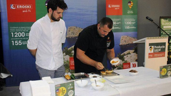 Eroski presenta la marca 'Boví Balear Natur'