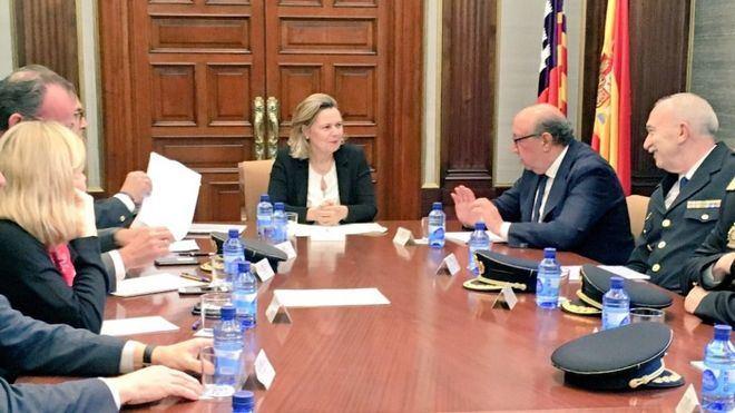 El Director general de Policía asegura que se incrementará la plantilla en Balears