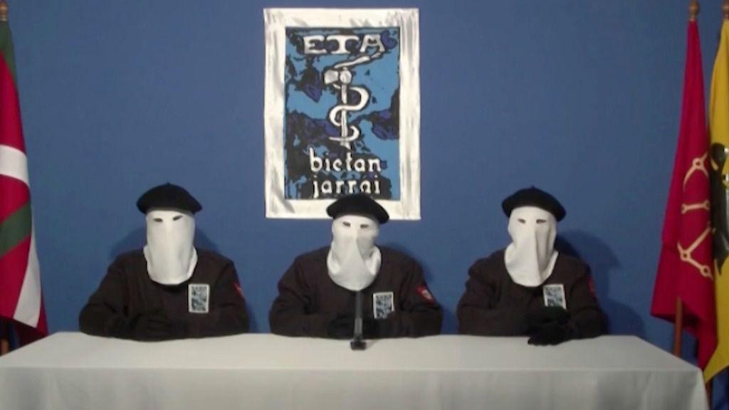 La declaración final de ETA