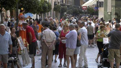 Balears recibe a 673.162 turistas extranjeros en los tres primeros meses de 2018, un 13 por cien más
