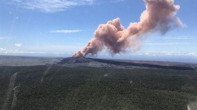 La erupción del Kilauea en Hawái obliga a evacuar a los residentes de la zona