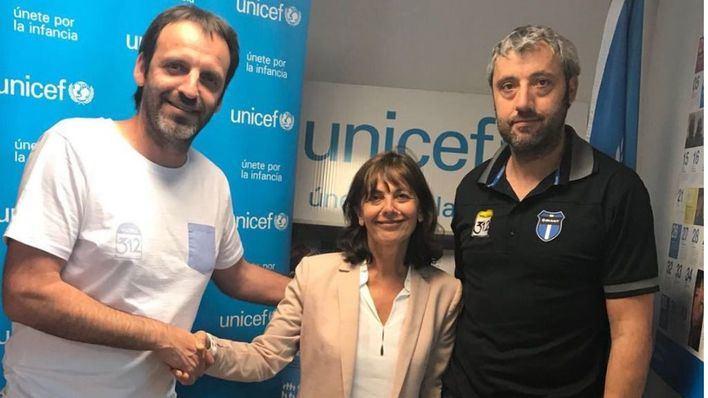 La Mallorca 312 destina 11.800 euros a Unicef