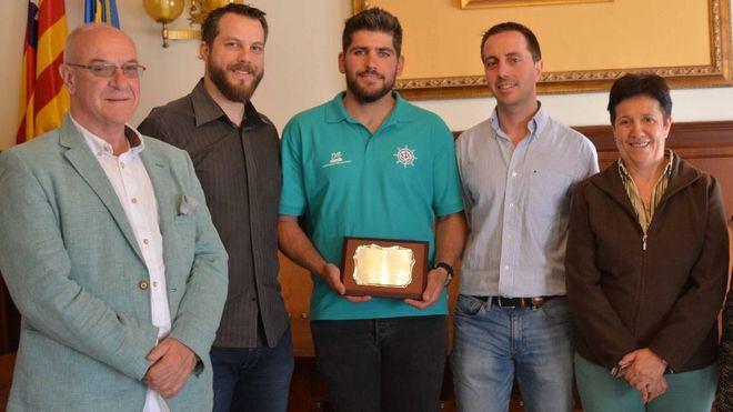 Josep Barceló campeón de España de pesca en embarcación fondeada