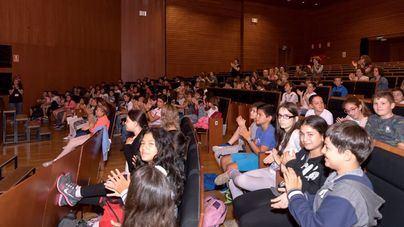Cuatro escuelas de Calvià participan en el Forum Escolar Europeo de la Semana Verde