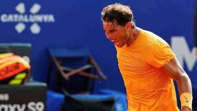 Nadal lucha por la defensa del título en el Mutua Madrid Open