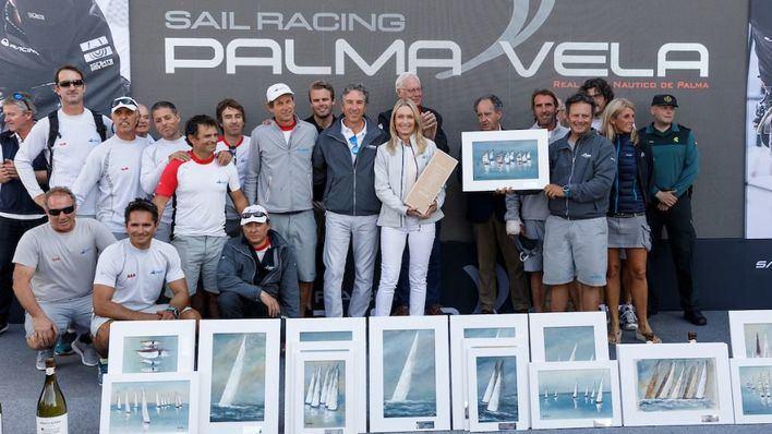 La Sail Racing corona a los primeros 20 campeones del Mediterráneo