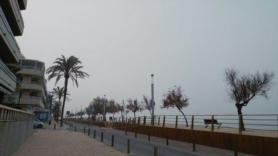 Intervalos nubosos con algún chubasco ocasional por la tarde en Mallorca