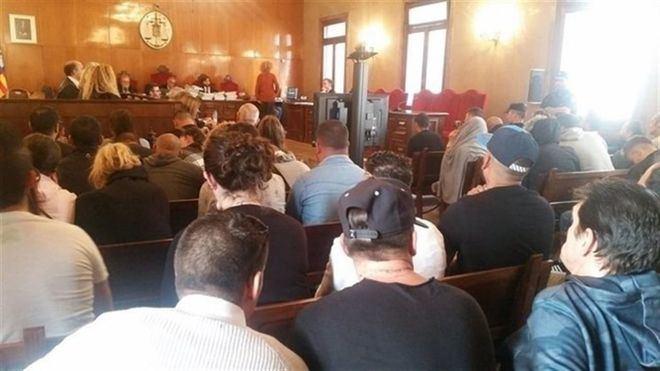 Los 52 acusados del clan de 'El Pablo' se enfrentan a penas que suman los 200 años de cárcel