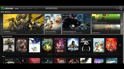 Se lanza Utomik, la nueva plataforma de videojuegos