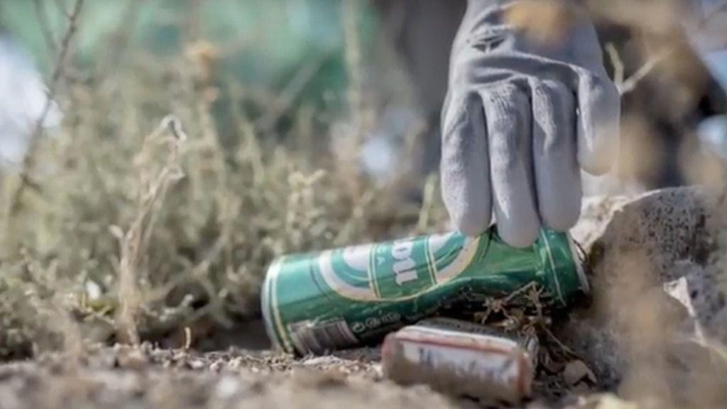 Miles de voluntarios del Proyecto Libera recogerán basuras vertidas en espacios naturales