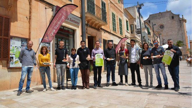 16 restaurantes participan en el Tapa a Tapa de Santanyí