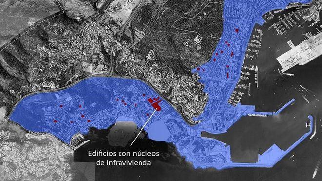 Cort destina 750.000 euros a proyectar viviendas en Cala Major y Sant Agustí