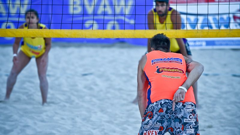 Arranca el 'Beach Voley Around the World' de Palmanova