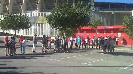 Los socios del Mallorca pagarán entre 3 y 10 euros para ver el playoff