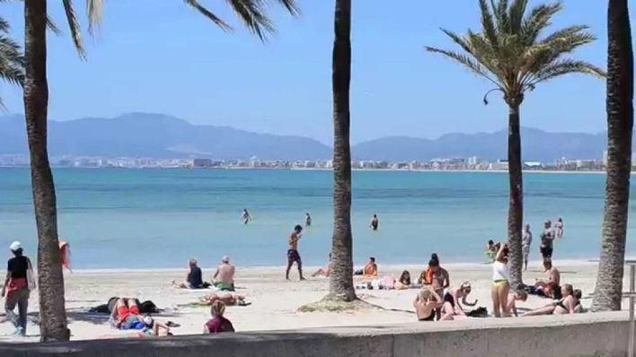 Noguera pide al Congreso 20 millones de euros para la mejora de la Playa de Palma