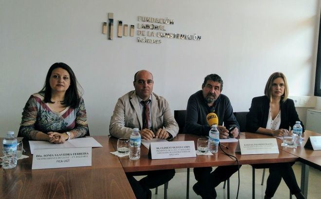 Lanzan un plan contra la siniestralidad laboral en Balears con 245 visitas a obras