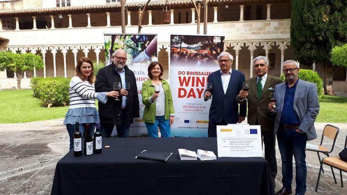 Diez bodegas y cinco chefs en la V edición de Wine Days en Binissalem