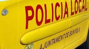 La Policía Local de Bunyola rescata a una bebé encerrada en un coche