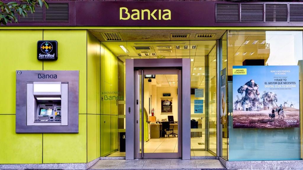 Bankia concluye el proceso de fusi n con bmn for Bankia oficina por internet