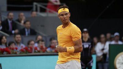 Nadal supera a Schwartzman y el récord de McEnroe