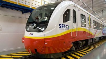 Una avería paraliza los trenes eléctricos de SFM en hora punta y provoca retrasos durante la mañana