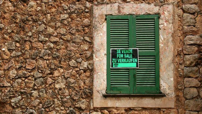 La compraventa de viviendas cae un 10,6 por ciento en marzo en Balears