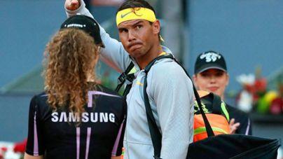 Nadal, eliminado en Madrid tras caer ante Thiem