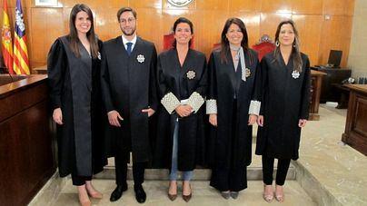 Tres nuevos letrados se incorporarán en los Juzgados de Mahón, Manacor e Inca