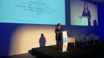 Cultura defiende los bienes naturales y culturales de Balears en el XXV Congreso COPEAM