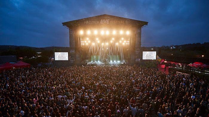 27.000 asistentes vibran en el Mallorca Live Festival con 'sold out' de entradas