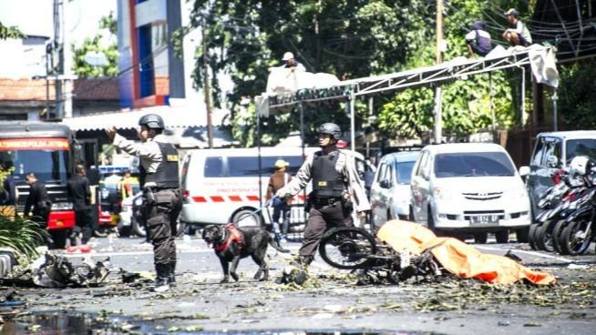Estado Islámico reivindica el atentado contra cristianos en Indonesia