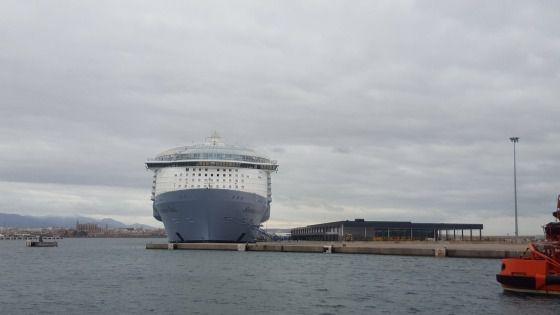Balears recibió entre enero y marzo 20 cruceros más que el año pasado