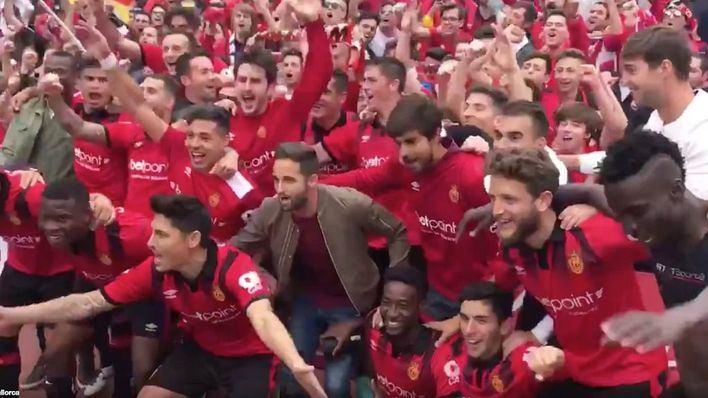 El Mallorca, a la espera del rival para el playoff