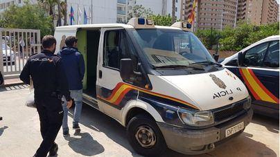 Cae un ladrón con múltiples antecedentes por robar en hoteles de Playa de Palma
