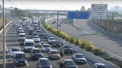 El PP acusa al Govern de no querer frenar la saturación de carreteras para fomentar la turismofobia