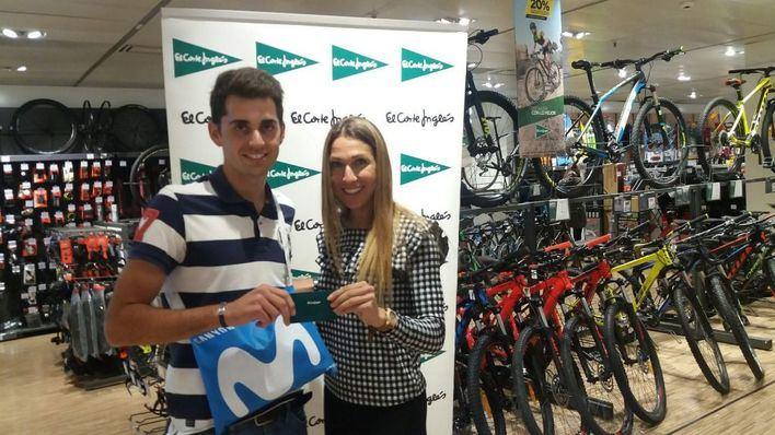 Jaume Malondra gana el premio de Instagram sobre la seguridad de los ciclistas