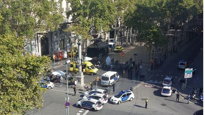Detenidos dos sospechosos vinculados a los atentados de Barcelona y Cambrils